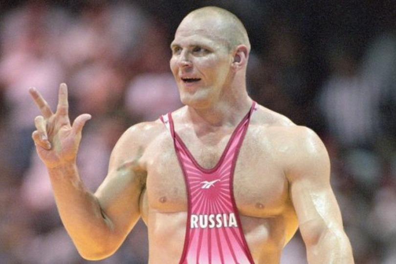 Александр Карелин (Россия)