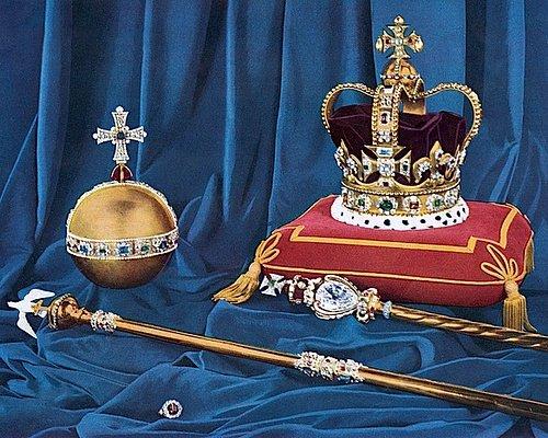 Драгоценности короны - одно из самых посещаемых мест в мире