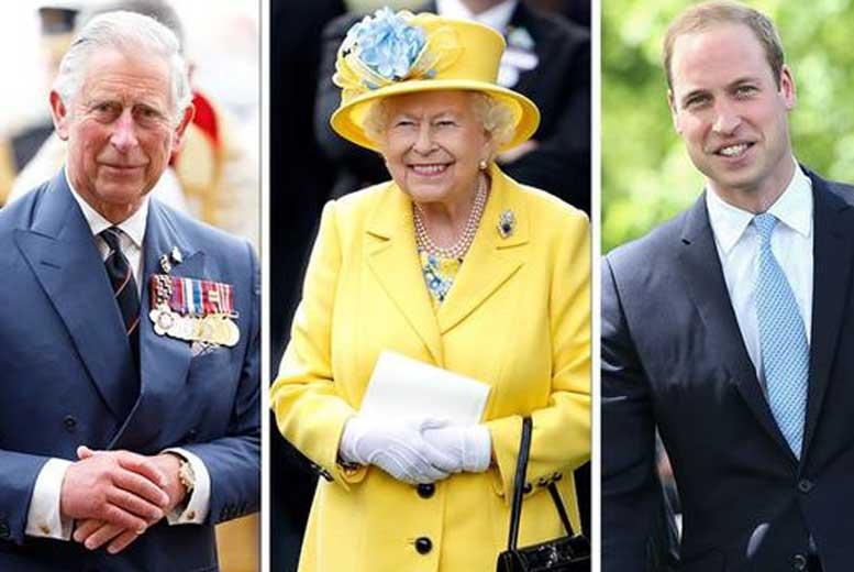 30 фактов о королевской семье Великобритании