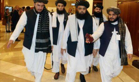 История, запрещенной террористической организации Талибан