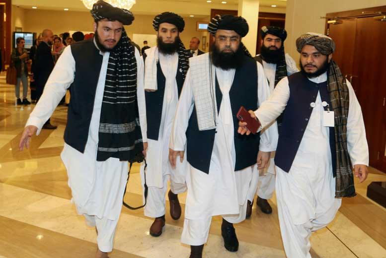 История запрещенного афганского Талибана