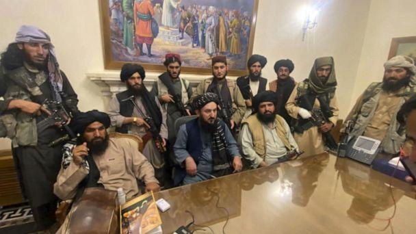 Талибан берет власть в Афганистане