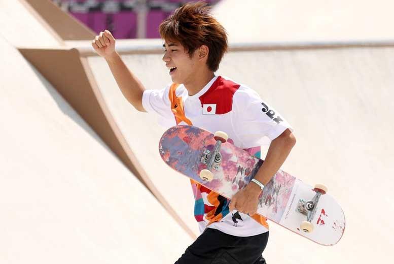 Биография японского скейтбордиста Юто Хоригоме