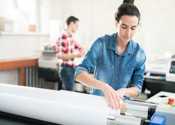 Что можно сделать с помощью широкоформатной печати?