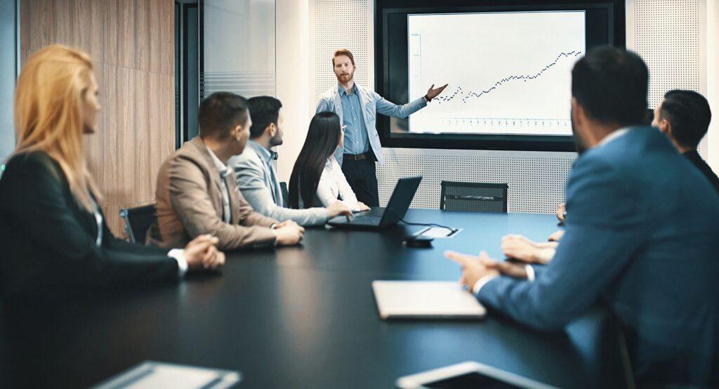 Учебная система - основа проп-бизнеса