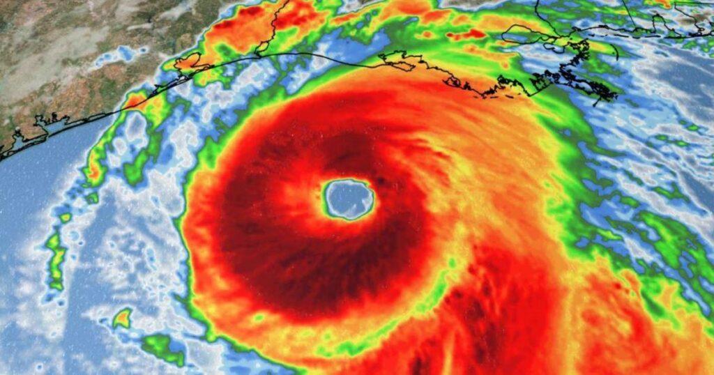 Только крупные ураганы вызывают проблемы