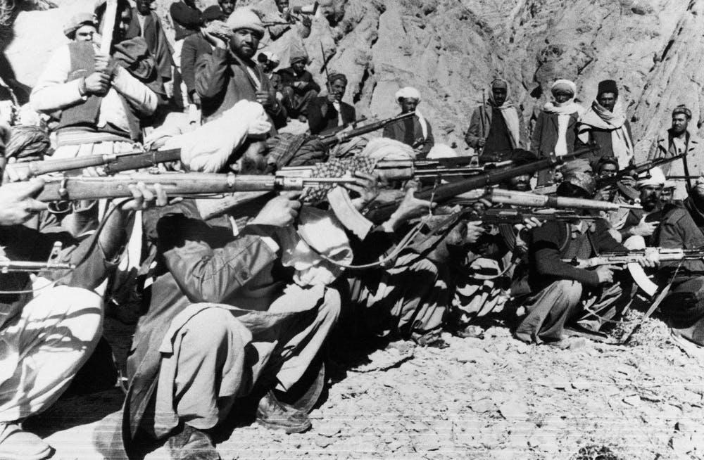 История Талибана
