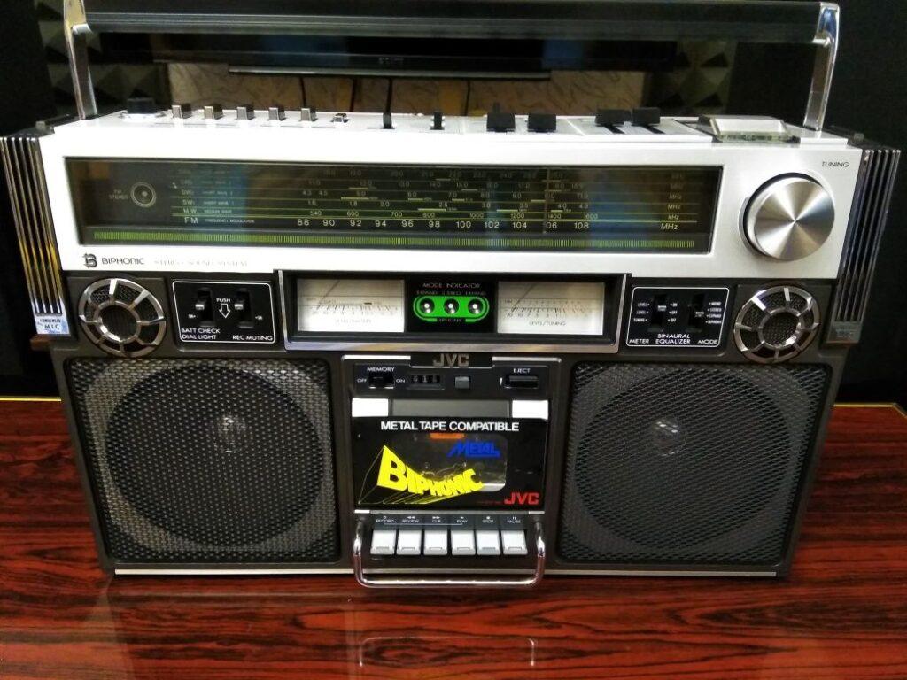 JVC RC-838-W