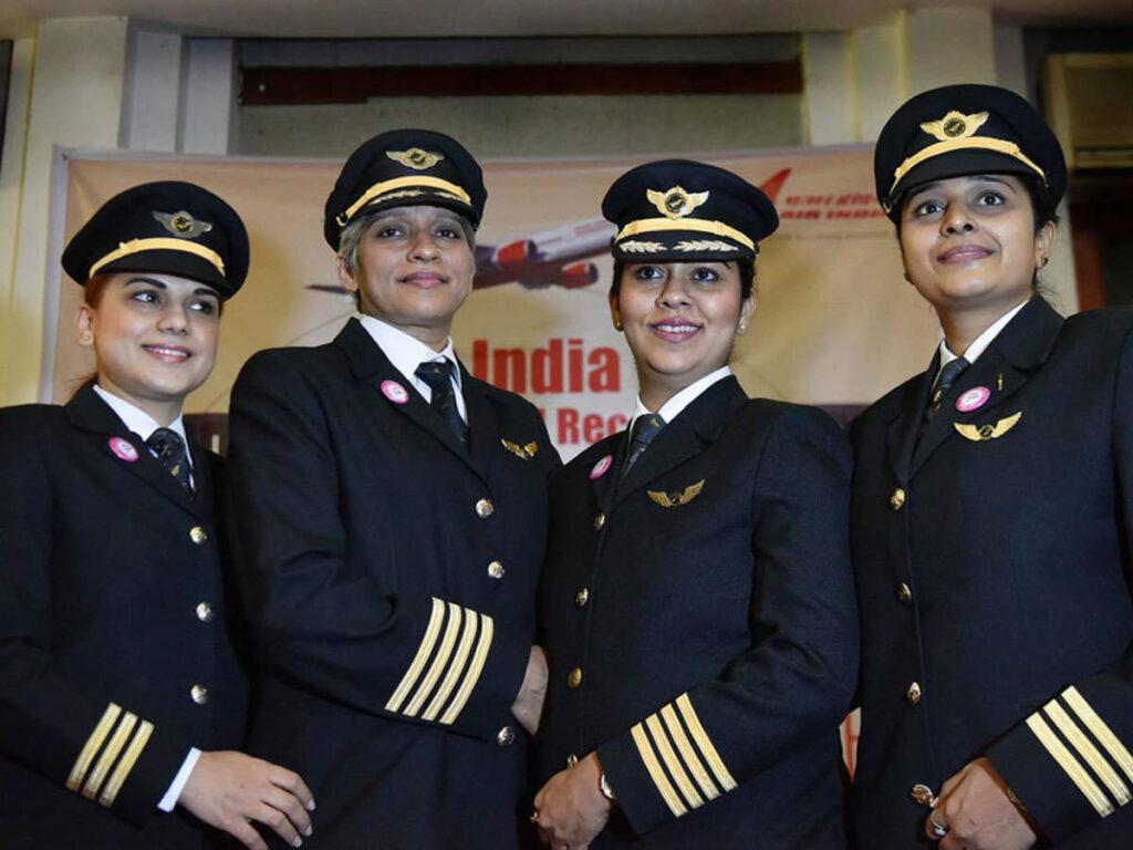 Индия - лидер в области авиационного равенства