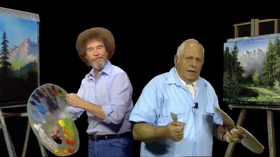 Когда Александр вышел на пенсию, он сделал Боба Росса своим преемником