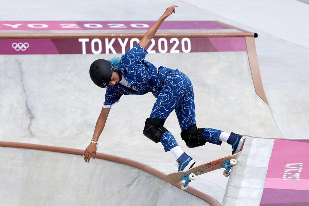 Участие в Олимпиаде
