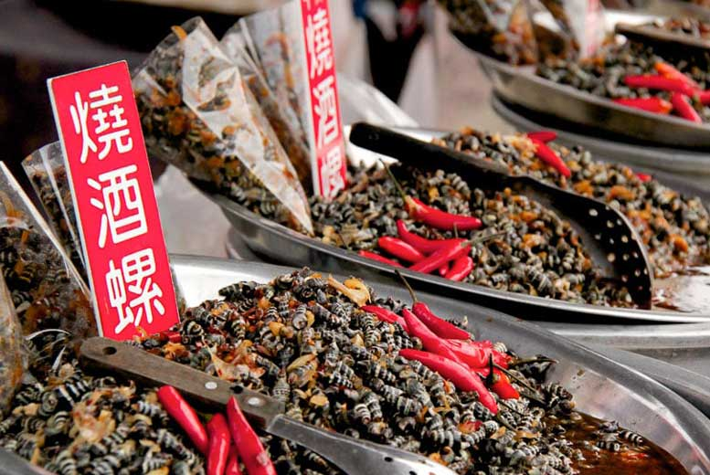 12 городов мира с самой вкусной уличной едой