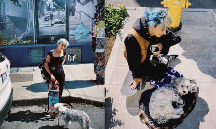 Интервью с американской скейтбордисткой Лиззи Арманто