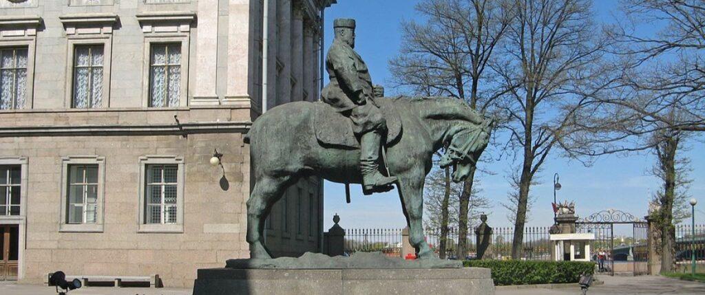 Памятник Александру III, Санкт-Петербург