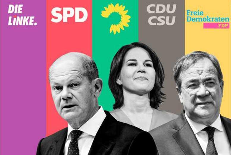Какие идеи других стран копируют немецкие партии?