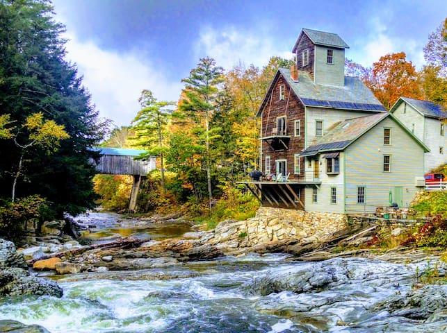Мельница Кингсли (Кларендон, Вермонт)