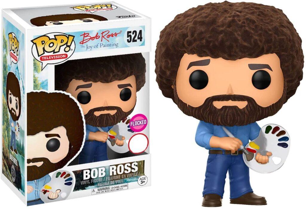 Компания Funko выпустила фигурку Боба Росса