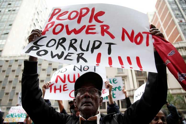 25 самых коррумпированных стран мира