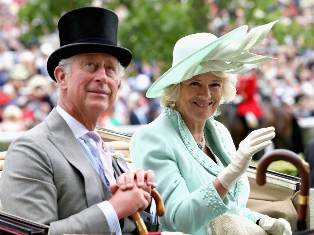 Она знакома с принцем Уэльским уже несколько десятилетий