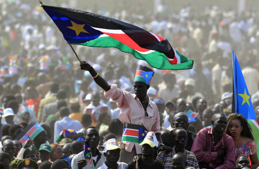 Южный Судан - последняя страна, провозгласившая свою независимость 9 июля 2011 года