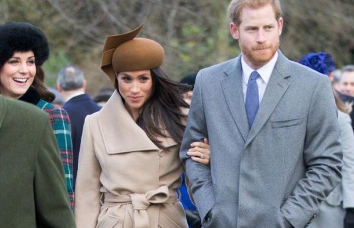 Герцог и герцогиня Сассекские в Ilapothecary