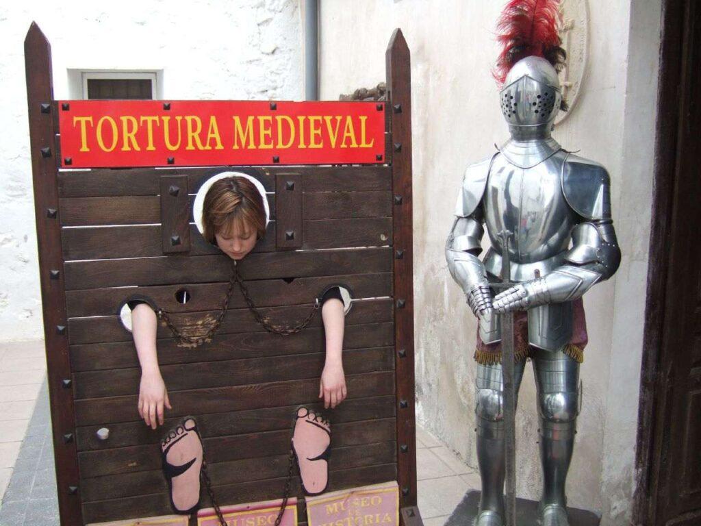 Музей пыток, Сантильяна-дель-Мар