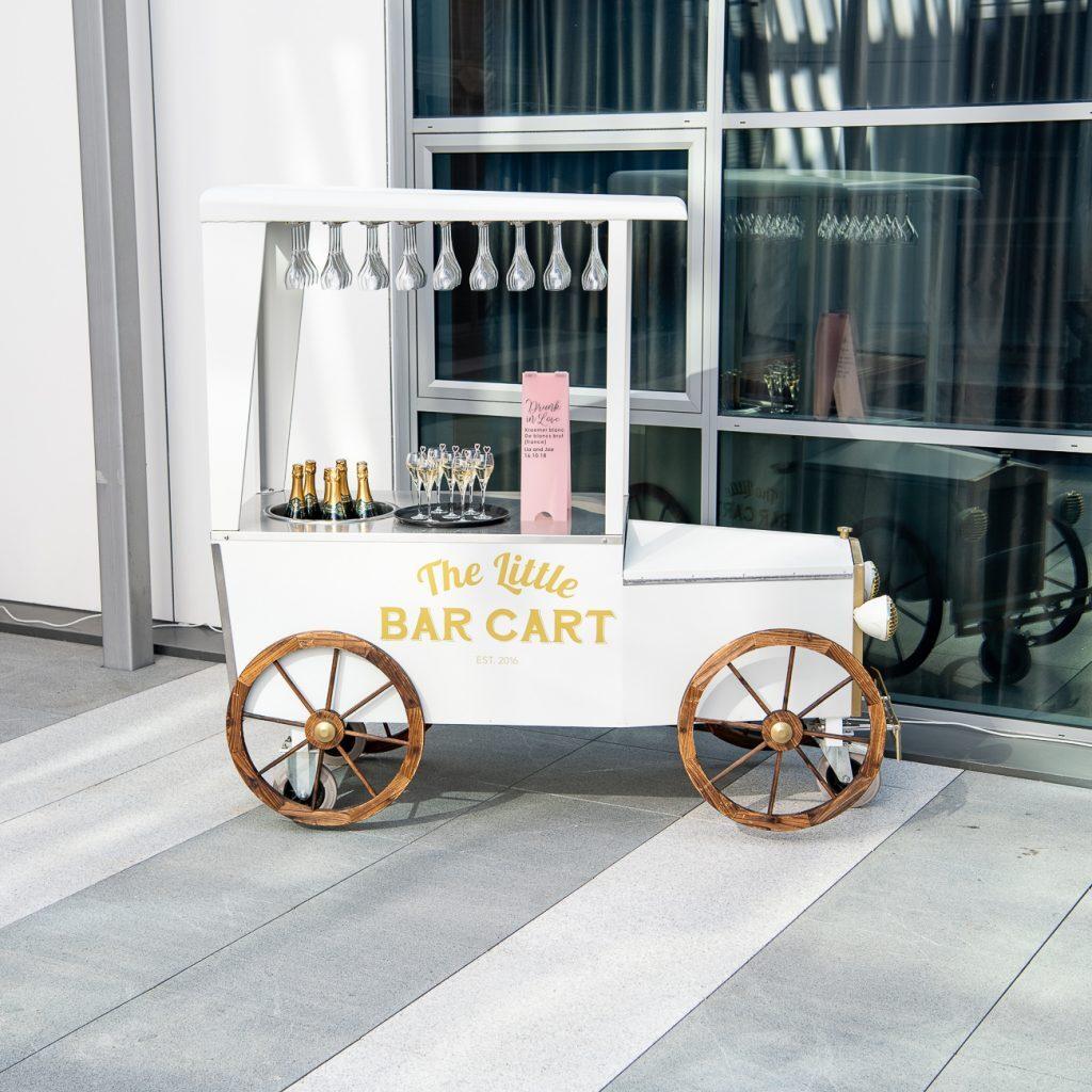 The Little Bar Cart, Перт и Мельбурн