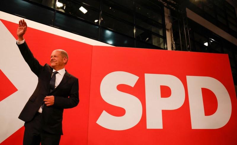 Социал-демократическая партия Германии (СДПГ): пенсионная реформа (у Швеции)