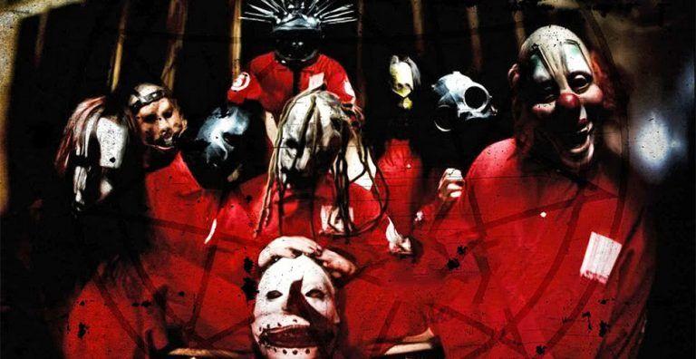 Slipknot образца 1999 года