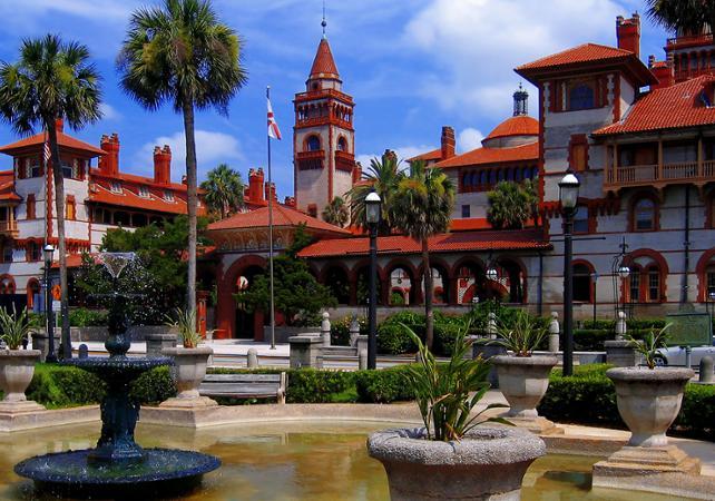 Сент-Огастин, Флорида