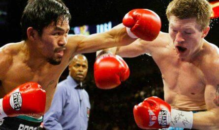 5 великих моментов в карьере боксера Мэнни Пакьяо
