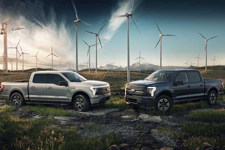 Почему Ford хочет производить электромобили?