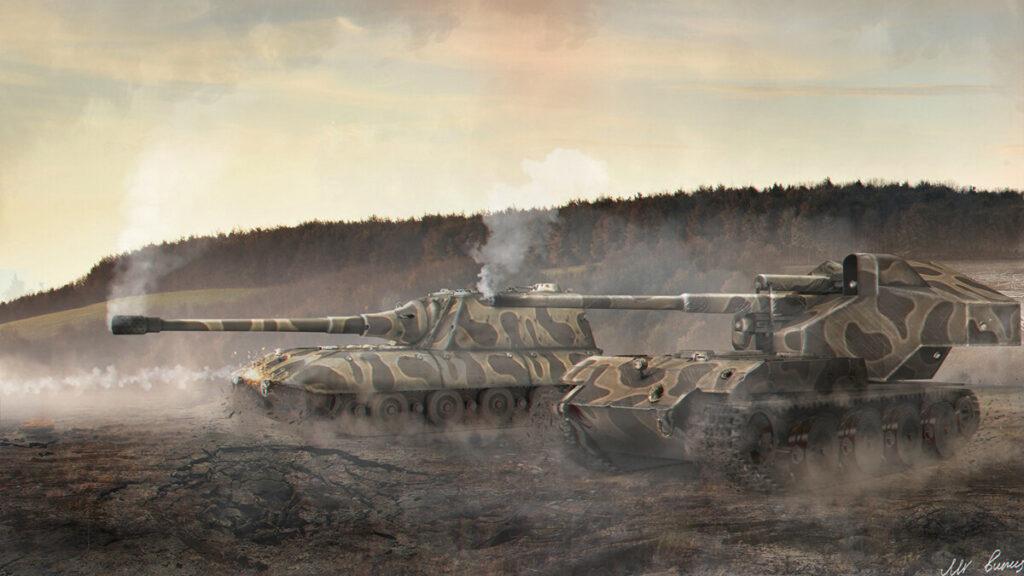 Какой класс техники выбрать в World of Tanks?